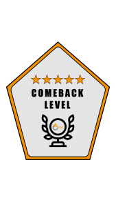 RESET Rehab+ Comebacklevel